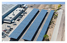Commercial Solar Support Structures